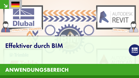 Effektiver durch BIM | Dlubal Software