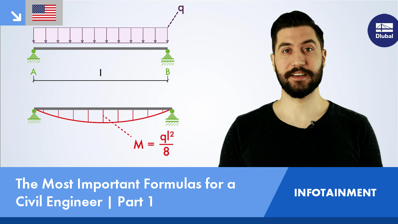 The Most Important Formulas for a Civil Engineer | Part 1