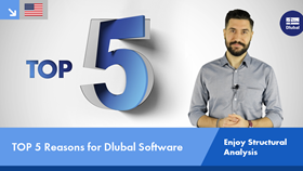Top 5 Reasons for Dlubal Software