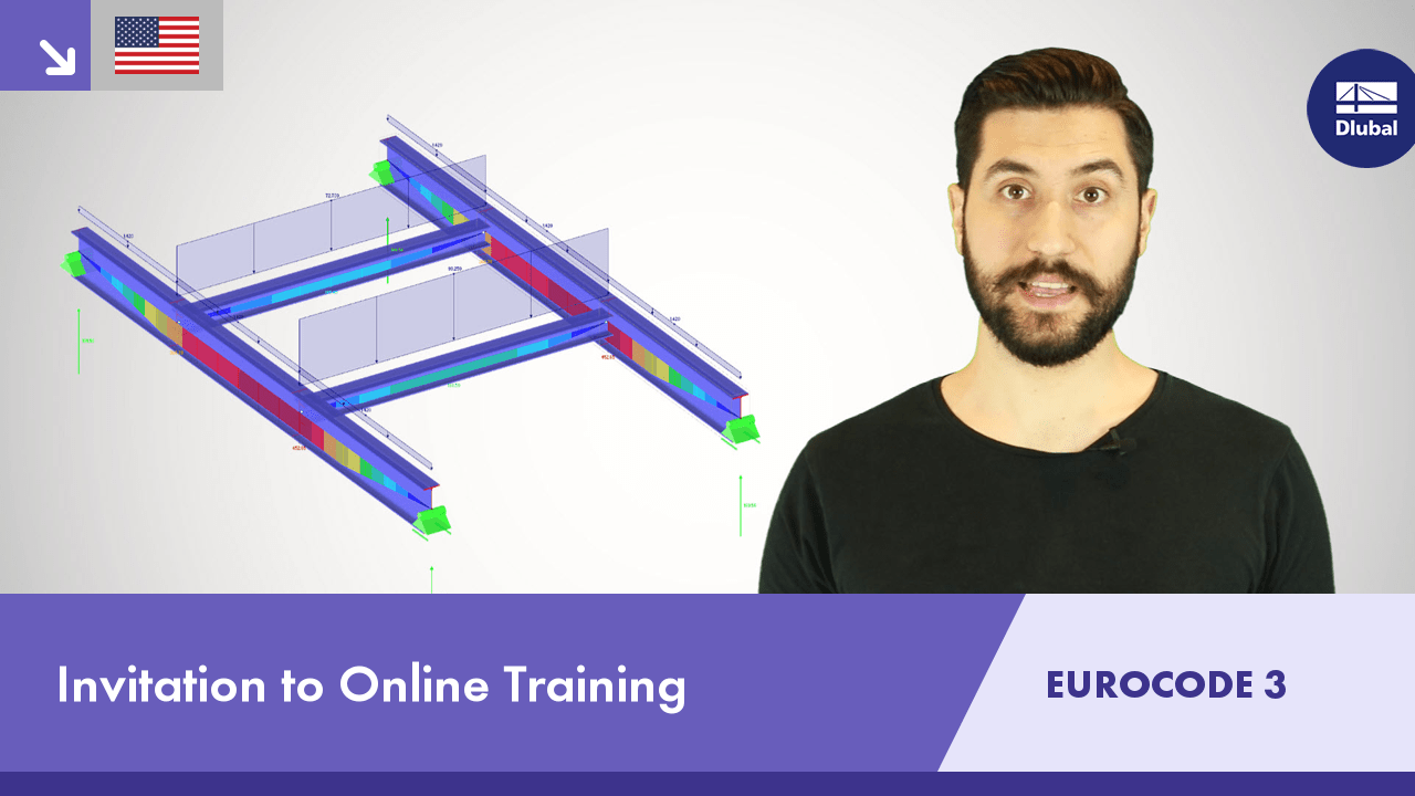 "Invitation to Online Training ""Steel Structures 