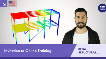 "Invitation to Online Training ""RFEM Structural Dynamics and Seismic Design"""