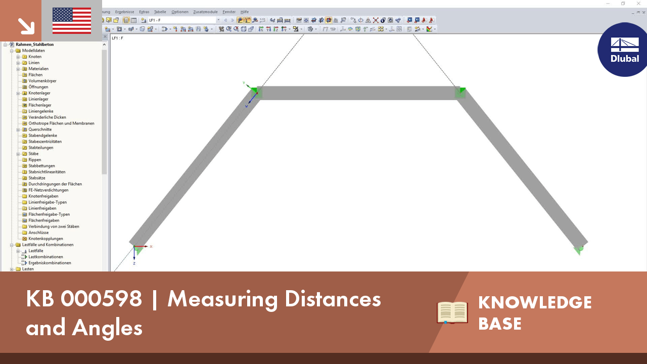 KB 000598 | Measuring Distances and Angles