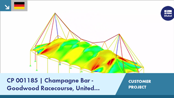 [DE] CP 001185 | Champagne Bar - Goodwood Racecourse, United Kingdom