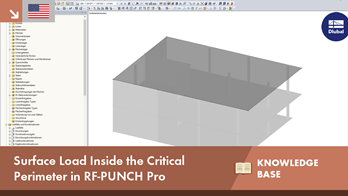 KB 001597 | Surface Load Inside the Critical Perimeter in RF-PUNCH Pro