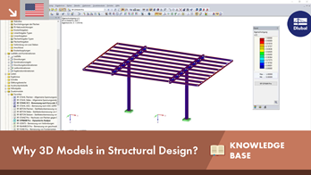 KB 001680 | Why 3D Models in Structural Design?