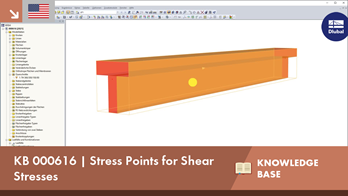KB 000616 | Stress Points for Shear Stresses