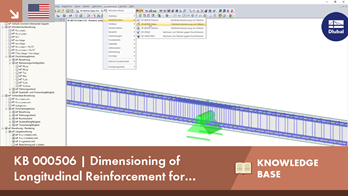 KB 000506 | Dimensioning of Longitudinal Reinforcement for Serviceability Limit State Design 2