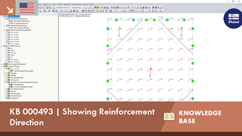 KB 000493 | Showing Reinforcement Direction