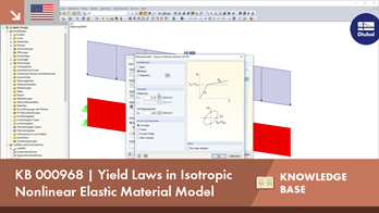 KB 000968 | Yield Laws in Isotropic Nonlinear Elastic Material Model