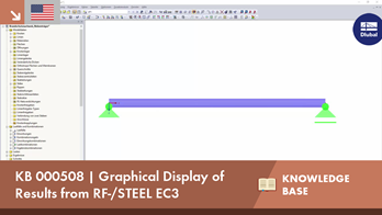 KB 000508 | Graphical display of the results from RF-/STEEL EC3