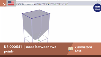 KB 000541 | node between two points