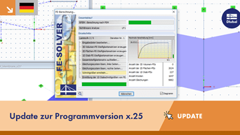 UPD 003 | Update zur Programmversion x.25