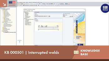 KB 000501 | Interrupted welds