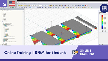 Online Training | RFEM for Students