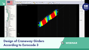 Webinar: Design of Craneway Girders According to Eurocode 3