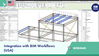 Webinar 3: Integration with BIM Workflows (USA)