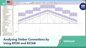 Webinar: Analysing Timber Connections by Using RFEM and RSTAB