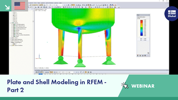 Plate and Shell Modeling in RFEM - Part 2