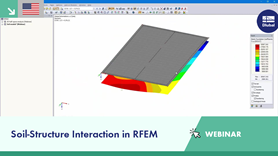 Soil-Structure Interaction in RFEM
