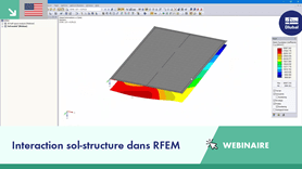 [EN] Interaction sol-structure dans RFEM