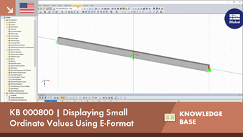 KB 000800 | Displaying Small Ordinate Values Using E-Format