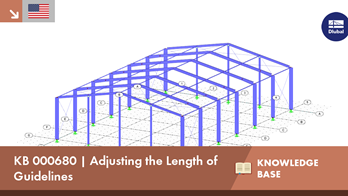 KB 000680 | Adjusting the Length of Guidelines