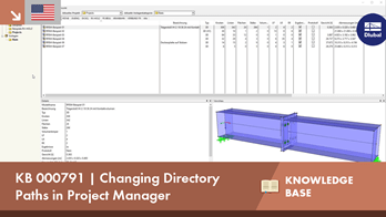 KB 000791 | Changing Directory Paths in Project Manager