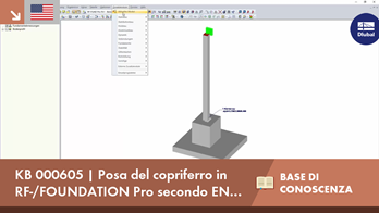 [EN] KB 000605 | Posa del copriferro in RF-/FOUNDATION Pro secondo EN 1992-1-1