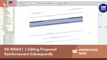KB 000651 | Editing Proposed Reinforcement Subsequently