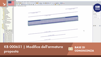 [EN] KB 000651 | Modifica dell'armatura proposta