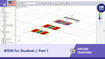 Online Training | RFEM for Students | Part 1