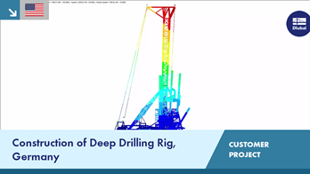 CP 000594 | Construction of Deep Drilling Rig, Germany