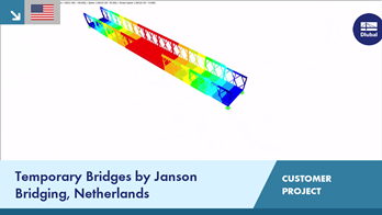 CP 000714 | Emergency and Temporary Bridges by Janson Bridging, Netherlands
