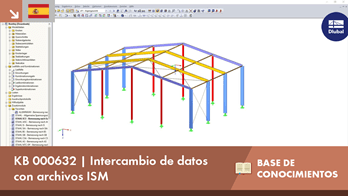 KB 000632 | Intercambio de datos con archivos ISM