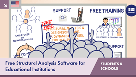 Dlubal - Free Structural Analysis Software for Universities