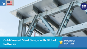Design Cold-Formed Steel According to EN 1993-1-3 with Dlubal Software