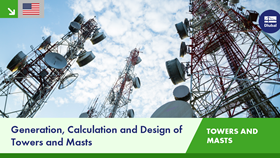 Generation, Calculation and Design of Towers and Masts | Dlubal Software