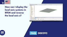 [EN] FAQ 000292 | Is it possible in RFEM or RSTAB to define a nodal support in such a way that it does not absorb any lifting forces?