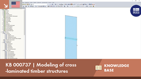 KB 000737 | Modeling of cross -laminated timber structures