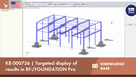 KB 000756 | Targeted display of results in RF-/FOUNDATION Pro