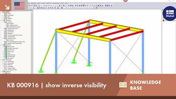 KB 000916 | show inverse visibility