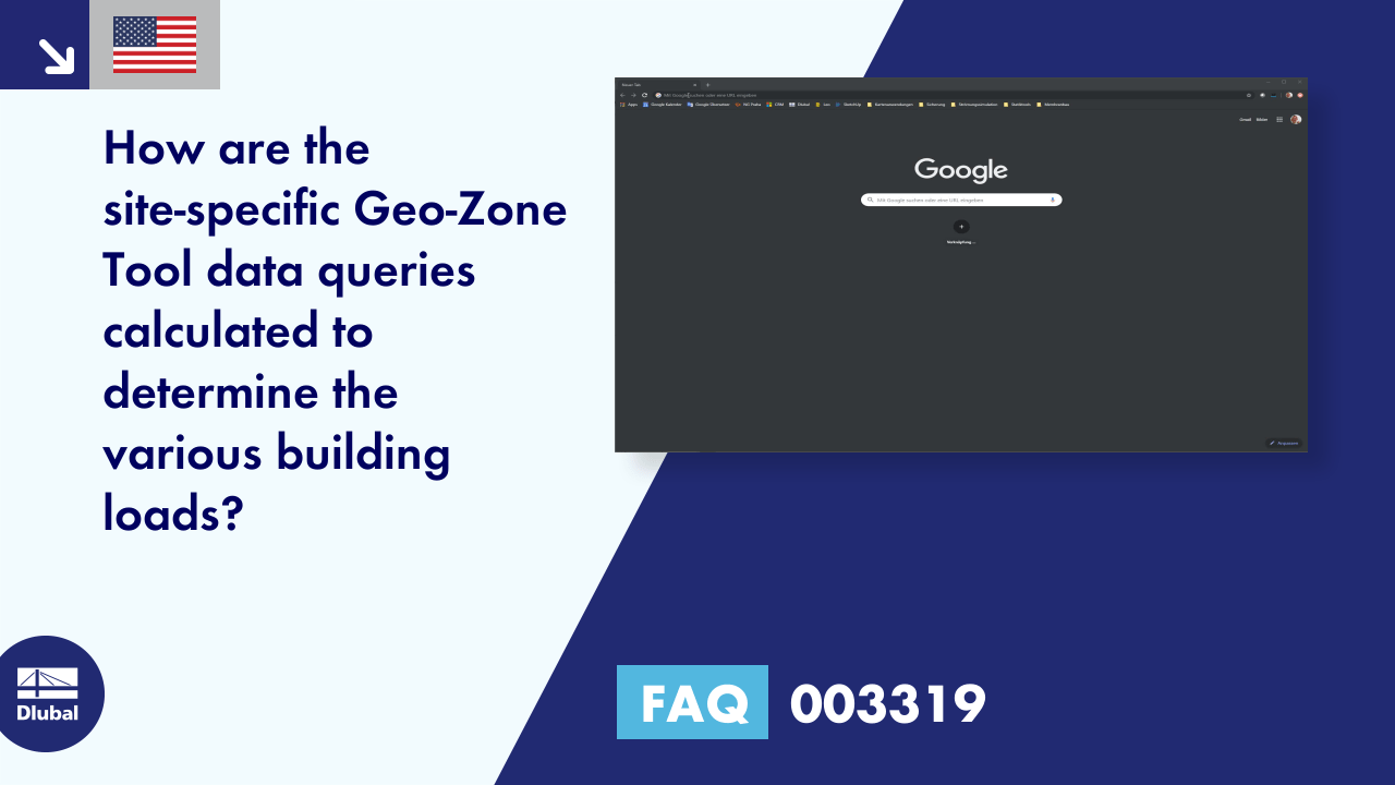 FAQ 003319 | How are the site-specific Geo-Zone Tool data queries calculated to determine the var...