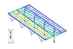 kundenprojekt aussichtsturm saarschleife dlubal software. Black Bedroom Furniture Sets. Home Design Ideas