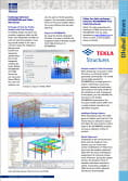 Exchange between RFEM/RSTAB and Tekla Structures