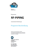 Handbuch RF-PIPING / RF-PIPING Design