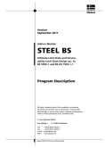 Manual de STEEL BS