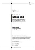 Manual do STEEL EC3