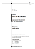 Manual do PLATE-BUCKLING