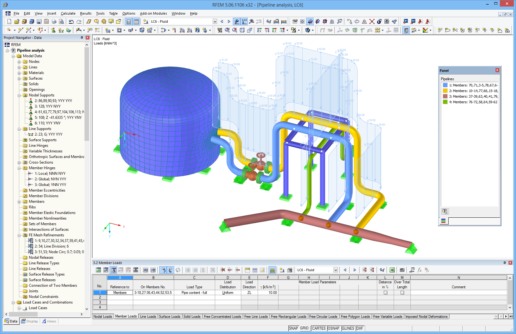 modeling, analysis, and design of pipeline systems ... piping layout definition piping layout resume #8