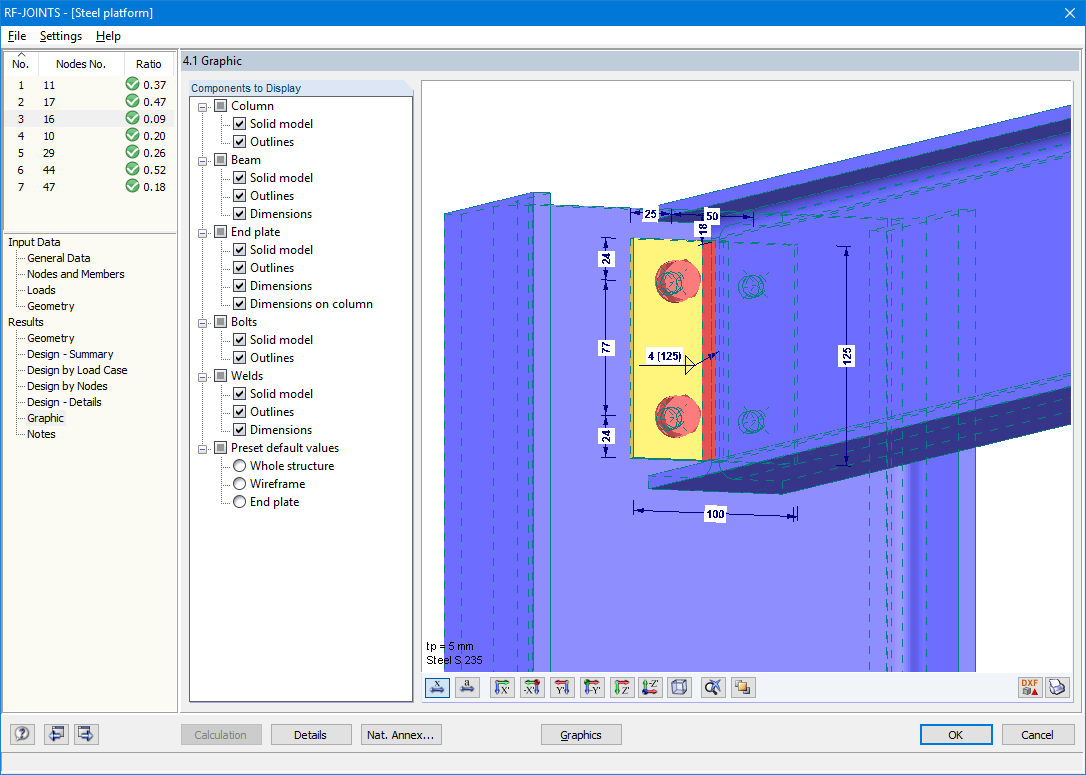 how to add modules on connect